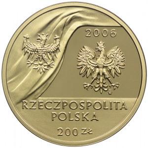200 złotych 2006, 100-lecie SGH w Warszawie