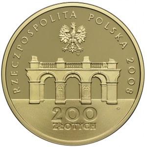 200 złotych 2008, 90. Rocznica Odzyskania Niepodległości
