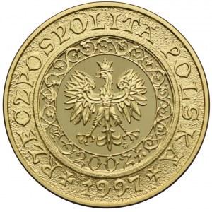 200 złotych 1997, Tysiąclecie Śmierci Świętego Wojciecha