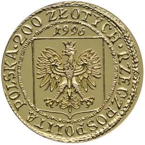 200 złotych 1996, Tysiąclecie Miasta Gdańska