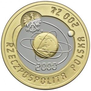 200 złotych 2000, Rok 2000