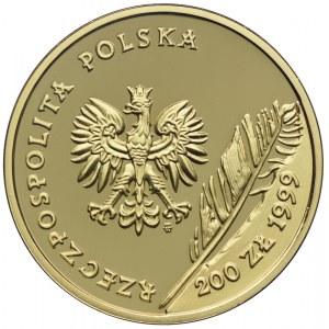 200 złotych 1999, Juliusz Słowacki