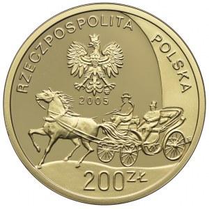 200 złotych 2005, Konstanty Ildefons Gałczyński