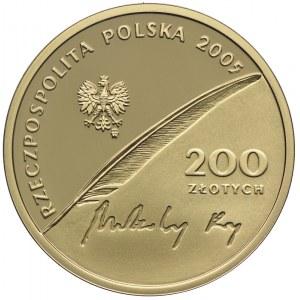 200 złotych 2005, Mikołaj Rej