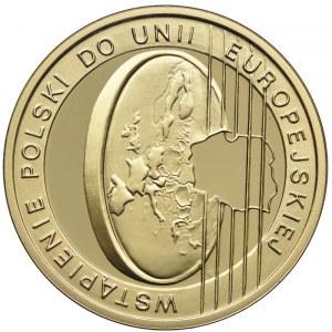 200 złotych 2004, Wstąpienie Polski do Unii Europejskiej