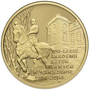 200 złotych 2004, Akademia Sztuk Pięknych