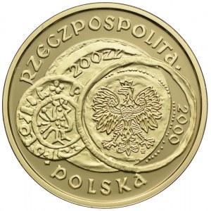200 złotych 2000, 1000 Lat Zjazdu w Gnieźnie