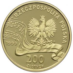 200 złotych 1999, Fryderyk Chopin