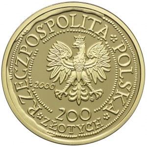 200 złotych 2000, 1000 Lat Wrocławia