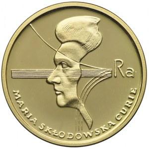 2000 złotych 1979, Maria Skłodowska-Curie