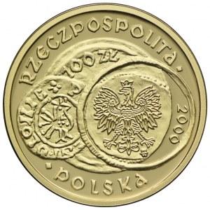 100 złotych 2000, 1000 Lat Zjazdu w Gnieźnie