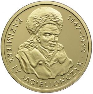 100 złotych 2003, Kazimierz Jagiellończyk
