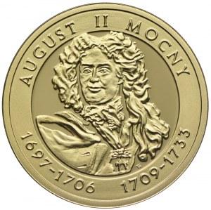 100 złotych 2005, August II Mocny