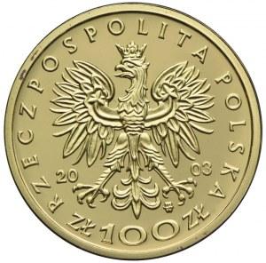 100 złotych 2003, Władysław Warneńczyk