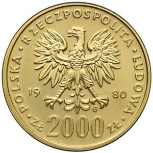 2000 złotych 1980, Bolesław I Chrobry