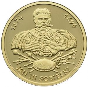 100 złotych 2001, Jan III Sobieski