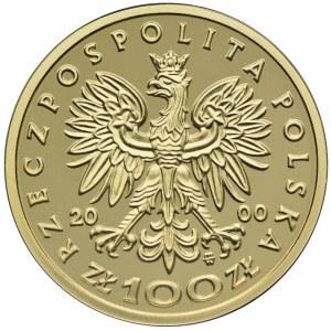 100 złotych 2000, Jan II Kazimierz