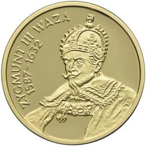 100 złotych 1998, Zygmunt III Waza