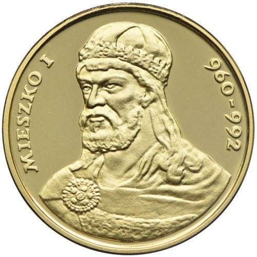 2000 złotych 1979, Mieszko I