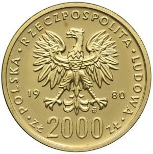 2000 złotych 1981, Bolesław II Śmiały