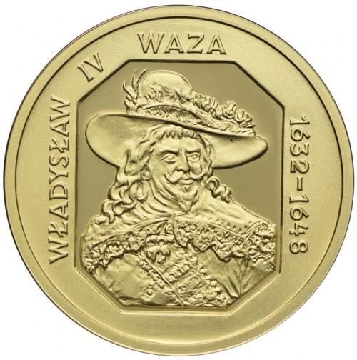 100 złotych 1999, Władysław IV Waza