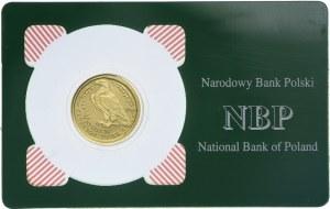 50 złotych 1995, Orzeł Bielik