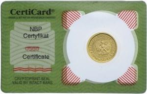 50 złotych 1996, Orzeł Bielik