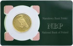 100 złotych 1996, Orzeł Bielik