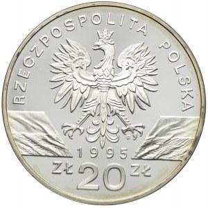 20 złotych 1995, Sum