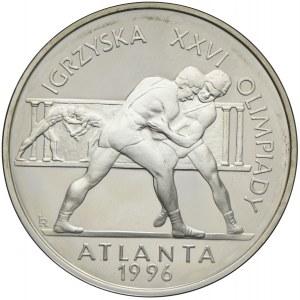 20 złotych 1995, Igrzyska XXVI Olimpiady - Atlanta 1996