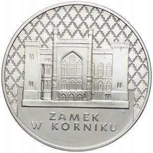 20 złotych 1998, Zamek w Kórniku