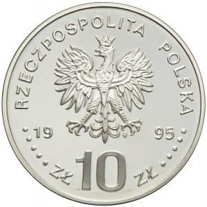 10 złotych 1995, 100 lat Nowożytnych Igrzysk Olimpijskich