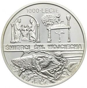 10 złotych 1997, 1000-lecie Śmierci Św. Wojciecha