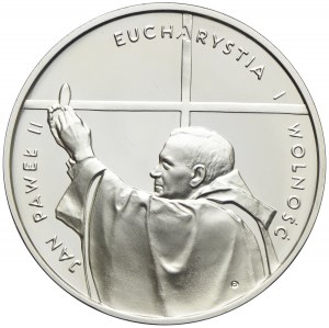 10 złotych 1997, Jan Paweł II - Kongres Eucharystyczny