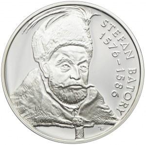 10 złotych 1997, Stefan Batory, popiersie