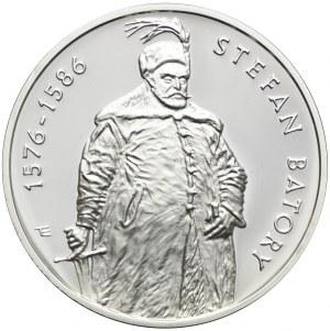10 złotych 1997, Stefan Batory, półpostać