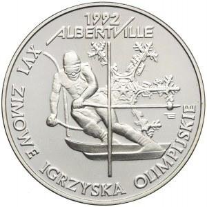 200000 złotych 1991, XVI Zimowe Igrzyska Olimpijskie