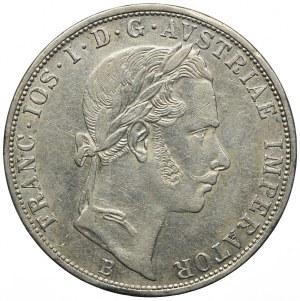 Austria, Franciszek Józef I, 2 floreny 1859 B, Kremnica