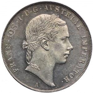 Austria, Franciszek Józef I, talar 1854, Wiedeń