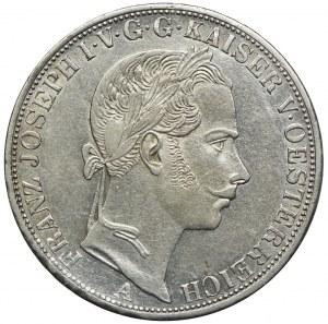 Austria, Franciszek Józef I, 1 talar 1859 A, Wiedeń