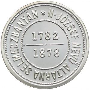 Austria, Franciszek Józef I, 1 floren 1878 KB, nowe bicie