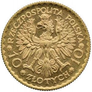 10 złotych 1925, Bolesław Chrobry, PROOFLIKE