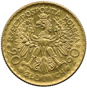 20 złotych 1925, Bolesław Chrobry