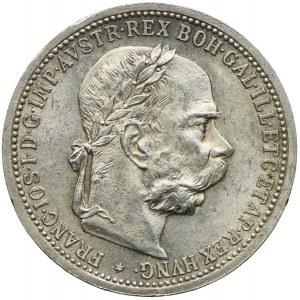 Austria, Franciszek Józef I, 1 korona 1899