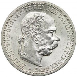 Austria, Franciszek Józef I, 1 korona 1900