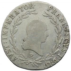 Austria, Franciszek I, 20 krajcarów 1814 E, Karlburg