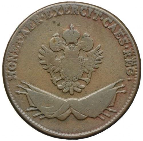 Polska - Zabór Austriacki, Franciszek II, 3 grosze 1794, Wiedeń