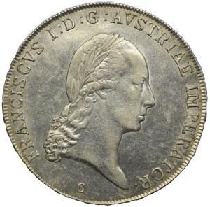 Austria, Franciszek II, talar 1815, Praga