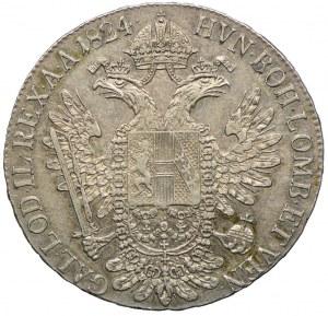 Austria, Franciszek II, talar 1824, Praga