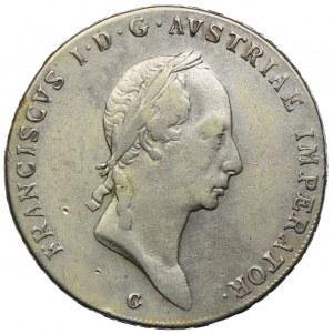 Austria, Franciszek II, talar 1825, Nagybanya